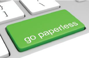 Paperless and mobile friendly