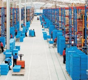 improve warehouse space utilization
