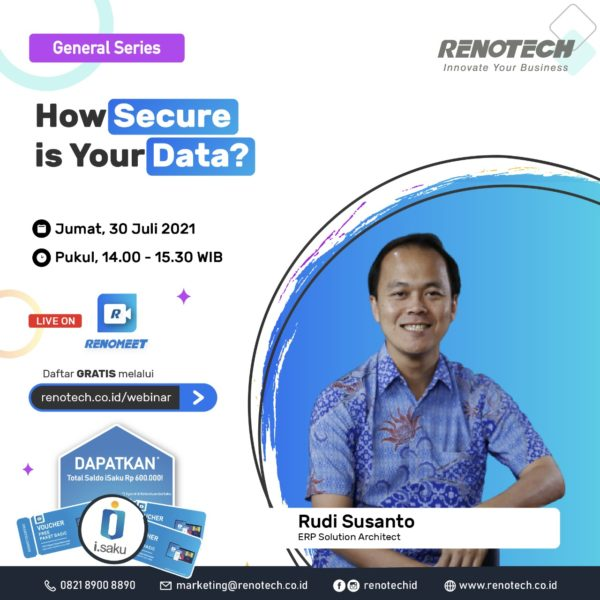 webinar how secure is your data